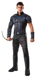Deluxe Hawkeye archer Captain America Civil War adult mens Halloween costume