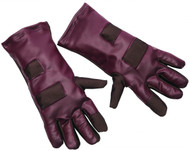 Starlord Adult gloves Guardians of the Galaxy Halloween costume accessory
