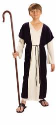 SHEPHERD BOY kids boys Christmas pageant jesus biblical joseph costume M 8-10