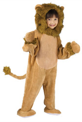 Cuddly Lion Toddler 3T/4T