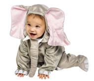Cuddly Elephant Infant Toddler Costume