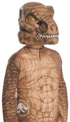 Child T-Rex Movable Jaw Mask Only