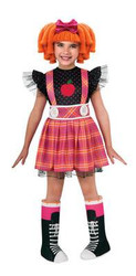 LALALOOPSY BEE SPELLS A LOT deluxe girls kids toddler halloween costume 2T-4T