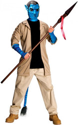 Avatar Deluxe JAKE SULLY adult mens halloween costume