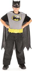 Batman Action Suit Set  dress up boys halloween costume