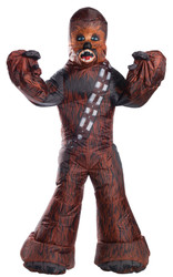 Star Wars Classic Chewbacca Inflatable Adult Costume