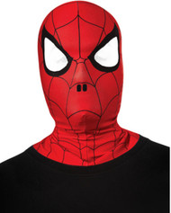 kids boys short Spiderman Spider-man mask costume accessory