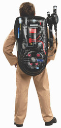 Ghostbusters Ghostbuster Inflatable Backpack kids Halloween costume accessory