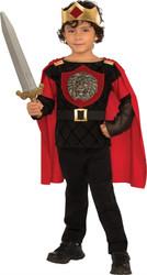Kids Little Knight costume