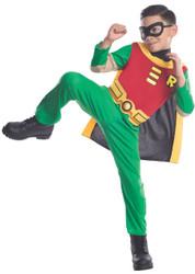 Kids Robin Costume Teen Titans Go