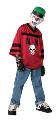 Slap Happy Clown Scary Boys Costume