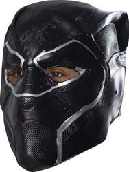 Child Black Panther 3/4 Full Vinyl Mask