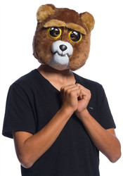 FEISTY PETS SIR GROWLS-A-LOT KID'S MOVEABLE MASK