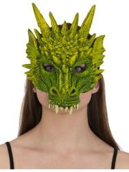 Rubber Dragon Mask