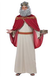 Adult Melchior Wise Man Three Kings Costume