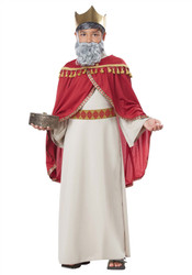 Child Melchior Wise Man Three Kings Costume
