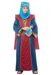 Child Balthasar Wise Man Three Kings Costume