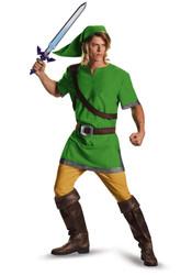 Mens Link Classic Adult Costume