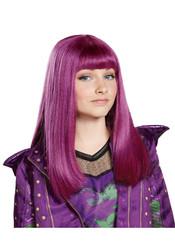 Disney Descendants 2 Mal child wig Costume Accessory