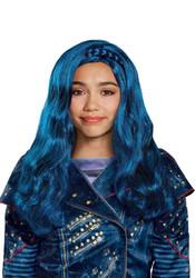 Disney Evie Descendants 2 Child wig Costume Accessory
