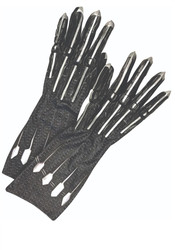 Adullt Black Panther Deluxe Glove Costume Accessory