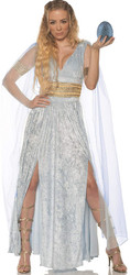 Underwraps Dragon Queens Adult Game of Thrones Costume Large