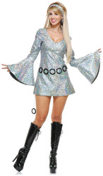 Sparkle Diva Adult Costume