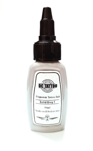 DCInk - solid Grey shade 1