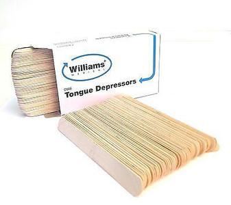 Wooden Spatulas / Tongue Depressor