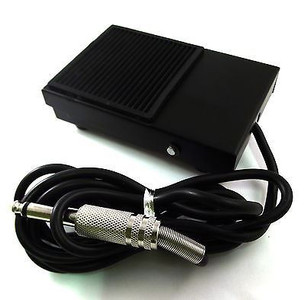 Heavy Duty TATTOO Foot Switch Pedal