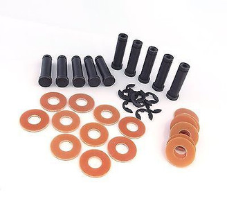 Phenolic Washer Tattoo coil core Set for Machine Building