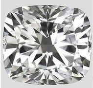 Choosing a cushion modified brilliant cut diamond
