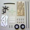 "RcFactory Parts - 32"" Crack Yak-55 Lite Series Hardware bag"