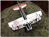 "TH 30"" EPP Crack Pitts M12 Biplane Red w/ HD landing Gear"