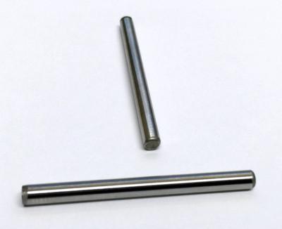 "RcFactory Parts - 43"" Beaver Harden Steel Axle (2 pc)"