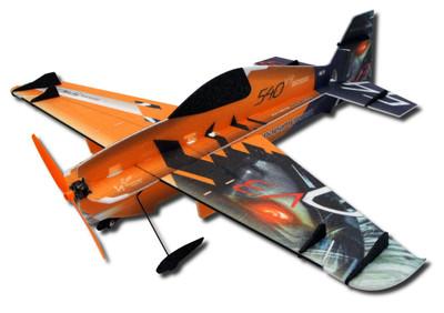 """TH 33"""" EPP EDGE 540 V3 """"SUPER-LITE"""" Orange"""