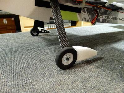 Twisted Hobbys - Short Wheel Pants Upgrade Kit