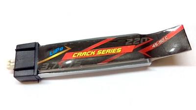 Lipo Crack Pro Series 1S 220mah 45c