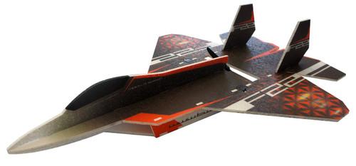 """TH 29"""" EPP F-22 Raptor Jet"""