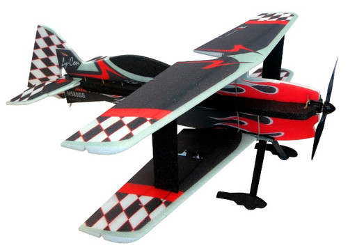 "TH 37"" EPP Revo P3 Biplane - Black -"