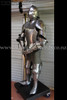 Gothic Suit of Armour - 18 Gauge Steel