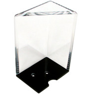 8-DECK PROFESSIONAL GRADE ACRYLIC DISCARD HOLDER