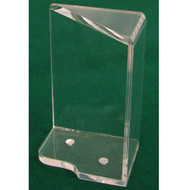 8-DECK CLEAR ACRYLIC DISCARD HOLDER