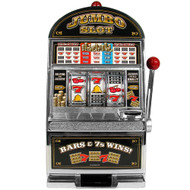 JUMBO Slot Machine Bank - Authentic Replica!