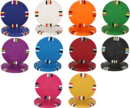 50 Blank Claysmith 14gm Clay Poker Chips - Choose Chips