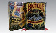 Bicycle Everyday Zombies Playing Cards - 1 Deck
