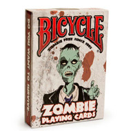 Bicycle Zombies Playing Cards - 1 Deck