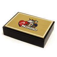 Modiano Hi-Gloss Playing Card Case - Choose Color!