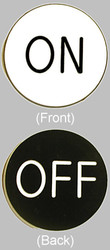 CASINO QUALITY ON/OFF BUTTON FOR Craps