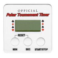 DIGITAL POKER TOURNAMENT TIMER